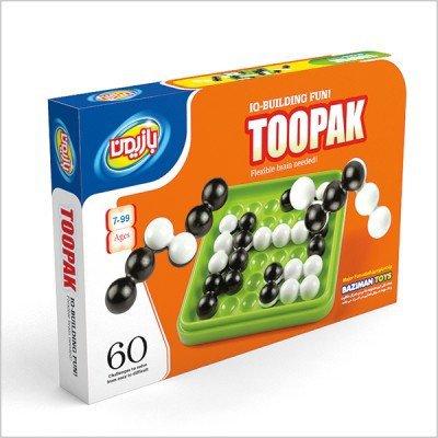 بازی توپک