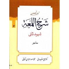 کتاب ترجمه و تبیین شرح اللمعه 6